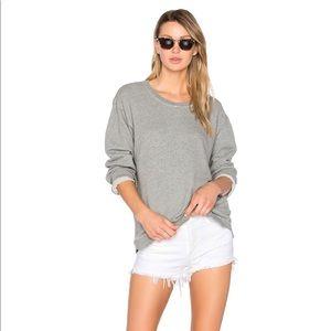 GRLFRND Cindy High-Rise White Shorts - Size 27